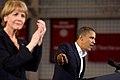 President Barack Obama delivers remarks at a Martha Coakley for U.S. Senate event at Northeastern University.jpg