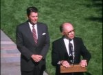 File:President Reagan's and PM Menahem Begin's of Israel Departure Remarks on September 10, 1981.webm