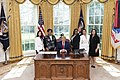 President Trump Meets with Sentencing Commutation Recipients (49624188912).jpg