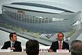 Press conference of Iberia´s Hangar Inaguration (5094246786).jpg