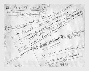 USS Velocity (AM-128) - Notes on USS Velocity by LCdr Roland Blandford