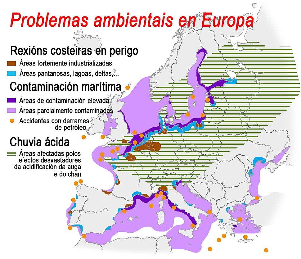 Problemas ambientais lg
