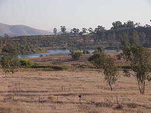 Chula Vista, California - Proctor Valley in Chula Vista