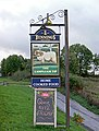 Pub Sign - Lamplugh Tip Inn - geograph.org.uk - 1999338.jpg