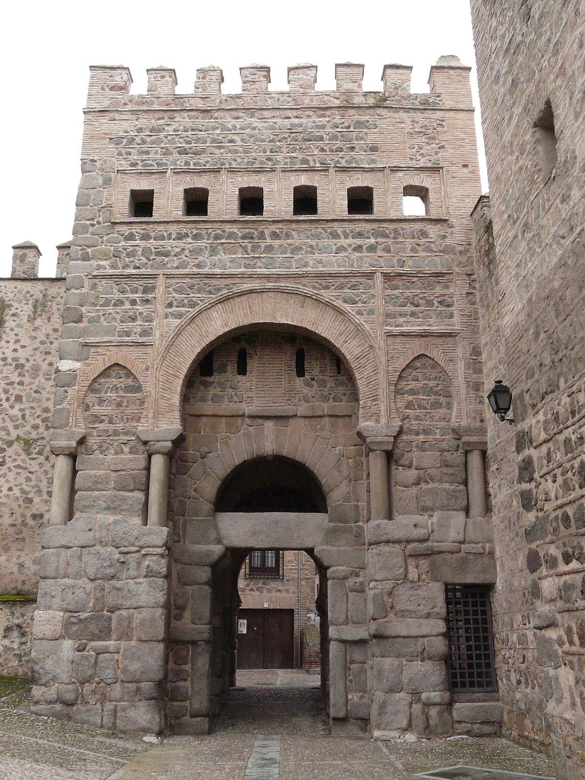 Puerta de bisagra wikipedia for Shoko puerta de toledo