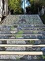 Puerto Varas -escalera del pasajae Ricke RF03.jpg