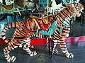 Pullen Park Carousel Animal - Tiger.jpg
