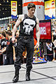 Punisher at C2E2 2012 Marvel Costume contest.jpg