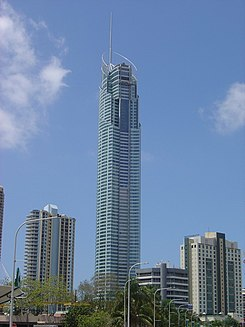Queensland Number One Tower