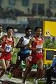 Qi Zhenfei,Wang Danmuzhenci Of China And Lakshmanan Of India In Action.jpg