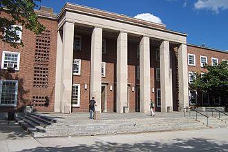 Queens Borough Hall - Image: Queens Borough Hall