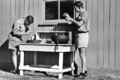Queensland State Archives 2868 Agricultural science at Nambour State Rural School 1946.png