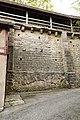 Röderschütt, Stadtmauer südlich des Rödertors Rothenburg ob der Tauber 20180510 001.jpg