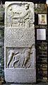 Römischer Grabstein CIL XIII, 08670 aus Burginatium - Städtisches Museum Kalkar, Kalkar.jpg
