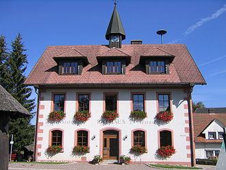 Friedenweiler - Town hall