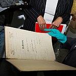 RDZ des Historischen Archivs der Stadt Köln - Gefriertrocknungsanlage und Archivgut-2235.jpg