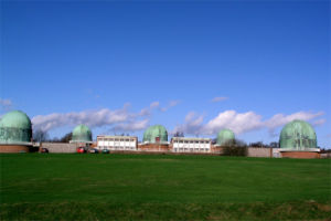 Herstmonceux - Former Royal Greenwich Observatory.