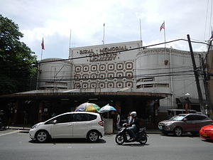Pablo Ocampo Street - Rizal Memorial Coliseum