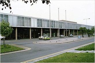 RTÉ Television Centre - Image: RTÉ Television Centre (2)