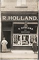 R Holland Butchers, Wallsend, Newcastle Upon On Tyne, c. 1910 (5510501016).jpg