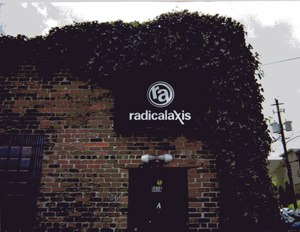 Radical Axis (studio) - The studio exterior in Atlanta.