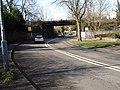 Railway bridge over Tamworth Road, A453 - geograph.org.uk - 372710.jpg