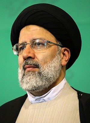 Ebrahim Raisi - Raisi in May 2017