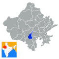 Rajastan Rajsamand district.png