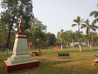 Durg City in Chhattisgarh, India