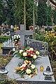 Rakowicki Cemetery, grave of Iwona Borowicka (Polish soprano), 26 Rakowicka street, Kraków, Poland.jpg