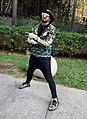 Ranveer Singh snapped promoting his film Gully Boy.jpg