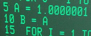 Raster scan - Raster-scan display sample