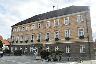 Pleszew Place in Greater Poland Voivodeship, Poland