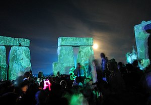 Council of British Druid Orders - The 2005 mid-summer festival at Stonehenge