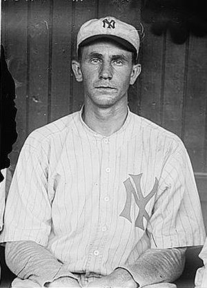Johnny Gee - Michigan baseball coach Ray Fisher continued to mentor Gee during his professional baseball career.