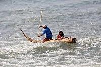 Reed boat in Huanchaco.jpg