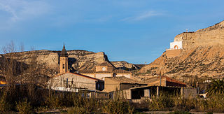 Remolinos municipality in Aragon, Spain