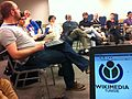 Rencontre des francophones, Wikimania 2012 -3.JPG