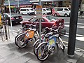 Rental Cycles On Queen Street Auckland.jpg