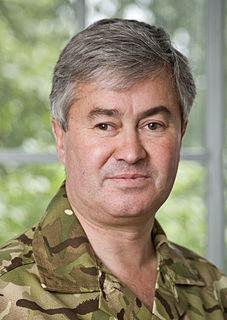 Richard Barrons Army officer (born 1959)