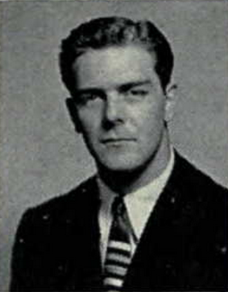1948 Michigan Wolverines football team - Consensus All-American Dick Rifenburg