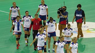 Russia women's national handball team - Russia women's national handball team at the 2016 Summer Olympics
