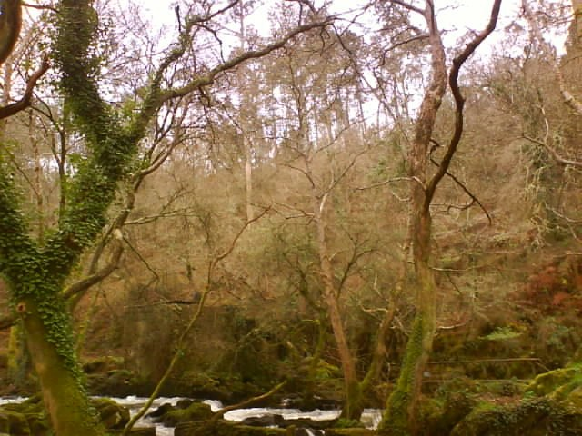 Rio Anllons, Verdes, Galiza