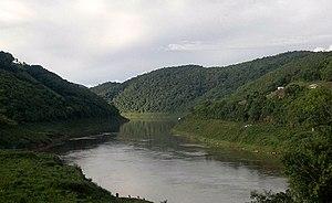 Pelotas River - Near Vacaria
