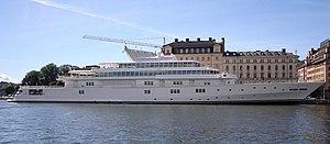 Rising Sun (yacht) - Wikipedia