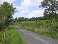 Road at Lisnabrack - geograph.org.uk - 1482815.jpg