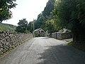Road leaving Abergwyngregyn village - geograph.org.uk - 1464475.jpg