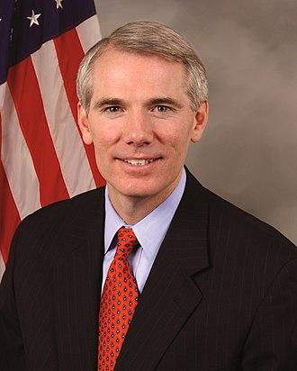 2010 United States Senate election in Ohio - Image: Rob Portman portrait