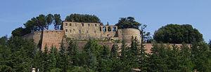 Camerino - Rocca dei Borgia.