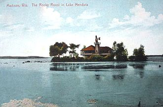 Robert M. Lamp House - Rocky Roost